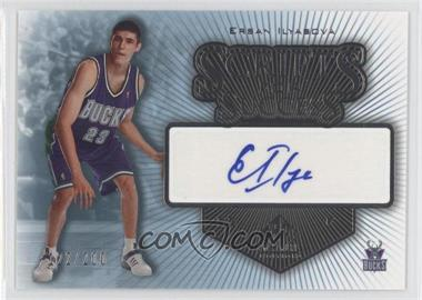 2005-06 SP Signature Edition Scripts for Success [Autographed] #SS-EI - Ersan Ilyasova /200