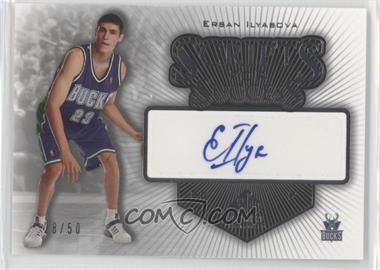 2005-06 SP Signature Edition Scripts for Success Silver [Autographed] #SS-EI - Ersan Ilyasova /50