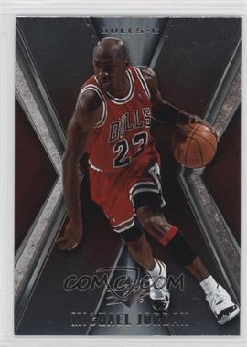 2005-06 SPx #10 - Michael Jordan