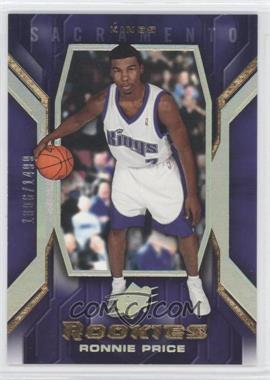 2005-06 SPx #110 - Ronnie Price /1499