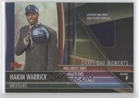 Hakim Warrick /26