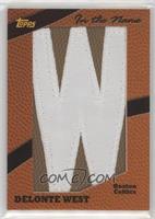 Delonte West (W) /1