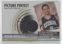 Deron Williams /129