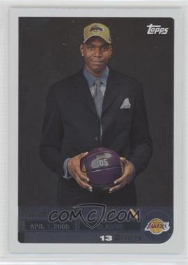 2005-06 Topps Big Game #127 - Andrew Bynum /529