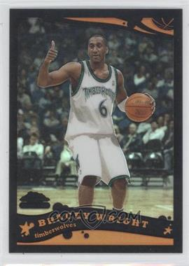 2005-06 Topps Chrome Black Refractor #201 - Bracey Wright /399