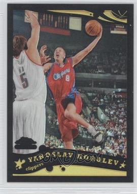 2005-06 Topps Chrome Black Refractor #214 - Yaroslav Korolev /399
