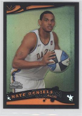 2005-06 Topps Chrome Black Refractor #246 - Nate Daniels /399