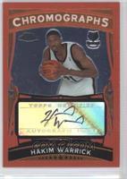 Hakim Warrick /162