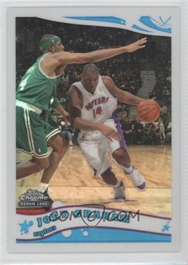 2005-06 Topps Chrome Refractor #212 - Joey Graham /999