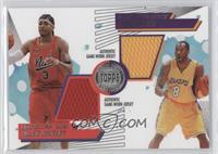 Allen Iverson, Kobe Bryant /140
