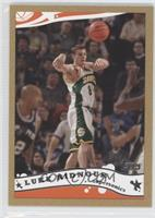 Luke Ridnour #57/99