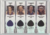 Steve Nash, Jason Kidd, Stephon Marbury, Allen Iverson, Steve Francis, Andre Mi…