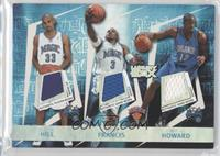 Grant Hill, Steve Francis, Dwight Howard, Travis Diener, Jameer Nelson /193