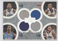 Grant Hill, Dwight Howard, Steve Francis, Jameer Nelson /193