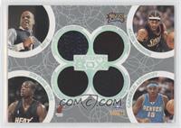 Dwyane Wade, Allen Iverson, Carmelo Anthony, Jay-Z /193