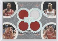 Tracy McGrady, Yao Ming, Stromile Swift, Luther Head /193