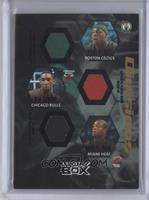Paul Pierce, Ben Gordon, Dwyane Wade, Steve Nash, Tracy McGrady /1