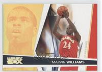 Marvin Williams /200