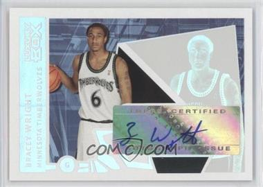 2005-06 Topps Luxury Box The Machine Autographs [Autographed] #TMA-BW - Bracey Wright /167