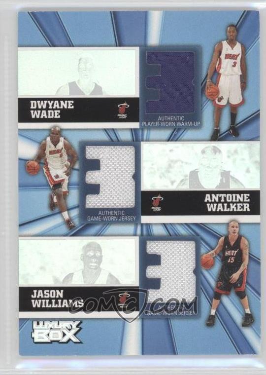 Jason Williams Dwyane Wade