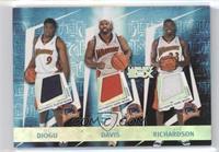 Ike Diogu, Baron Davis, Jason Richardson, Monta Ellis, Chris Taft /193