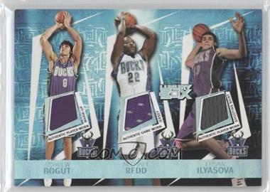 2005-06 Topps Luxury Box Triple Double Relics #TDR-14 - [Missing] /193