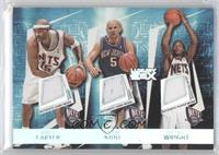 Vince Carter, Jason Kidd, Antoine Wright, Richard Jefferson, Nenad Krstic /193