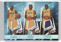 Devean George, Kobe Bryant, Andrew Bynum, Lamar Odom, Kwame Brown /193