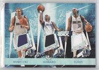 Dirk Nowitzki, Josh Howard, Jason Terry, Marquis Daniels, Keith Van Horn /193