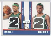 Paul Pierce, Gerald Green /193