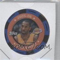 2005-06 Topps NBA Collector Chips Blue #N/A - Kobe Bryant