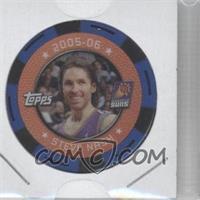 2005-06 Topps NBA Collector Chips Blue #STNA - Steve Nash
