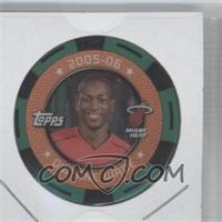 2005-06 Topps NBA Collector Chips Green #N/A - Dwyane Wade
