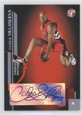2005-06 Topps Pristine #196 - Charlie Villanueva /100