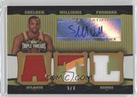 Shelden Williams /9