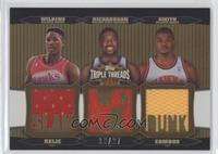 Jason Richardson, Dominique Wilkins /27
