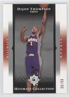 Dijon Thompson /50