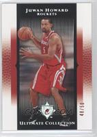 Juwan Howard /50