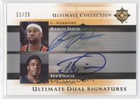 Ike Diogu, Baron Davis /25