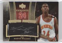 Marvin Williams /25