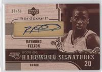 Raymond Felton /50