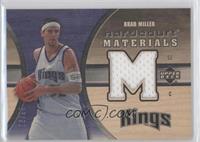 Brad Miller /99
