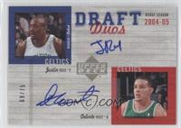 Justin Reed, Delonte West /75