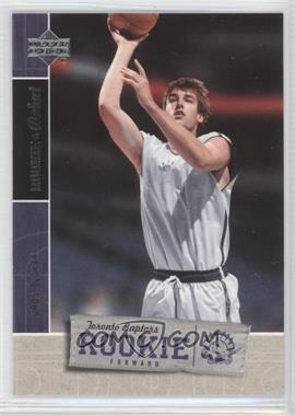 2005-06 Upper Deck Rookie Debut #145 - Uros Slokar