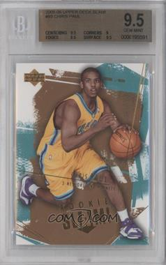 2005-06 Upper Deck Slam #93 - Chris Paul [BGS 9.5]