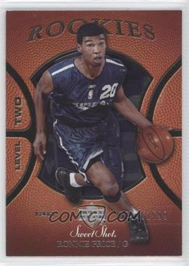 2005-06 Upper Deck Sweet Shot #125 - Ronnie Price /1599
