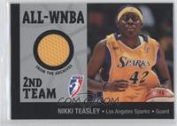 Nikki Teasley