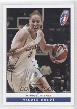 2005 Rittenhouse WNBA #87 - Nicole Ohlde