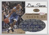 Dijon Thompson /100