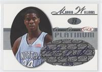 Marvin Williams /15